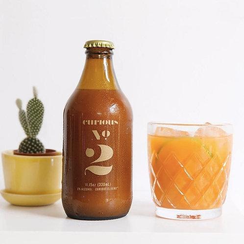Curious Elixir Booze Free Cocktail #2