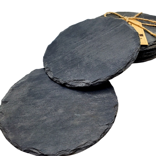 Slate Coaster Set (set of 4)