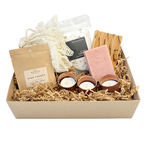 Wellness + Self Care Gift Box