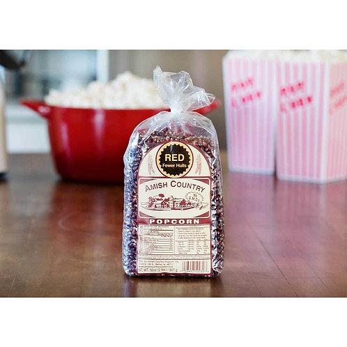 2# Bag of Red Hybrid Popcorn