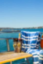 champagne cruise boat Watsons Bay Sydney