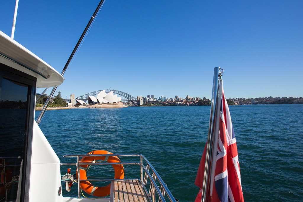 Explore Sydney's iconic sights