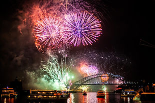 New Years Eve Sydney Harbour Boat