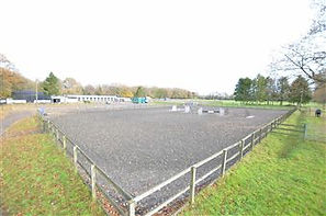 Burstow Park Riding Centre in Horley Surrey