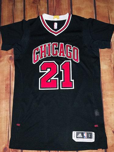 Adidas Chicago Bulls Jimmy Butler Jersey