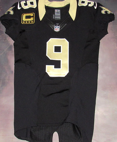 Nike New Orleans Saints Drew Brees Home Game Jersey