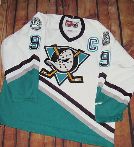 Nike Anaheim Ducks Paul Kariya Home Jersey