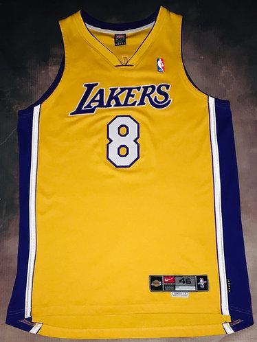 Nike LA Lakers Kobe Bryant Pro Cut Jersey
