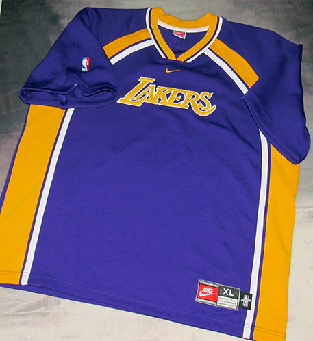 Nike Lakers Warmup Shooting Shirt