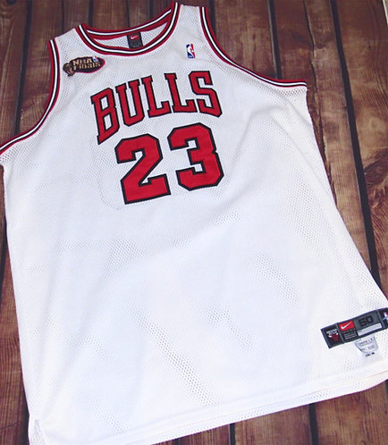 Nike Michael Jordan Chicago Bulls Home Jersey