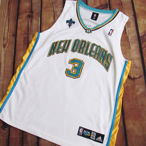 Adidas New Orleans Hornets Chris Paul Home Jersey