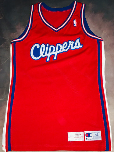 Champion Los Angeles Cippers Blank Jersey