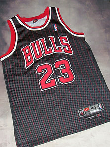 Nike Chicago Bulls Michael Jordan Alternate Jersey