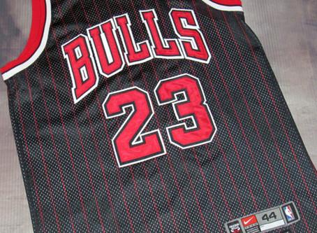 Bulls Alternate Jerseys....