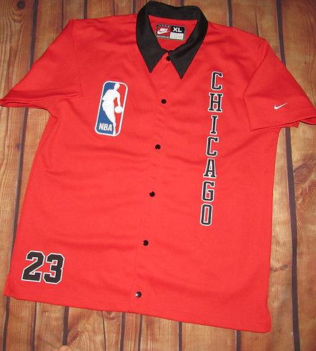 Nike Chicago Bulls Michael Jordan Warm Up Jacket