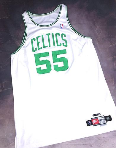 Nike Boston Celtics Eric Williams Game Jersey