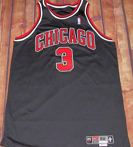 Nike Chicago Bulls Tyson Chandler Alternate Game Jersey