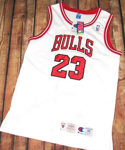 Champion Chicago Bulls Michael Jordan Home Jersey