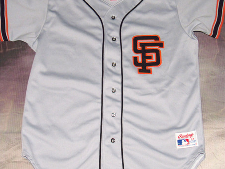 Rawlings MLB Jerseys...