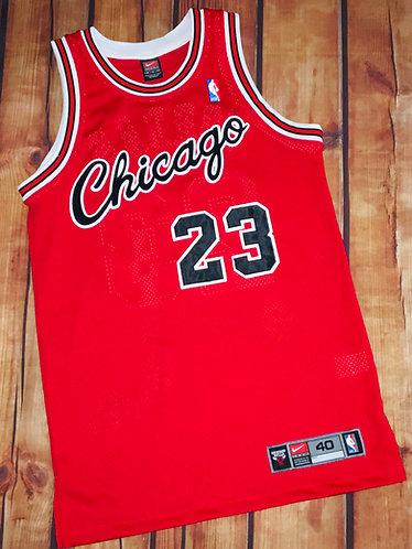 Nike Chicago Bulls Michael Jordan Rookie Jersey