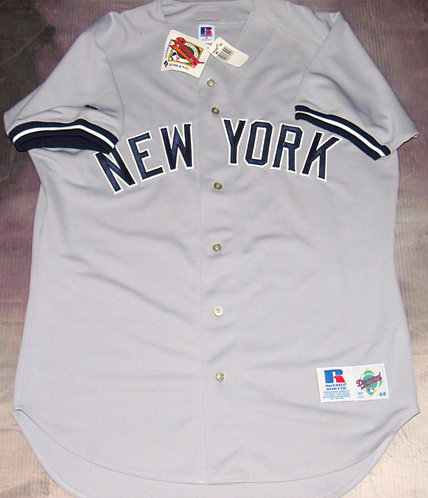 Russell Athletic New York Yankees Road Jersey