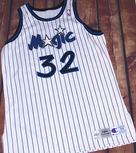 Champion Shaquille O'neal Orlando Magic Home Jersey