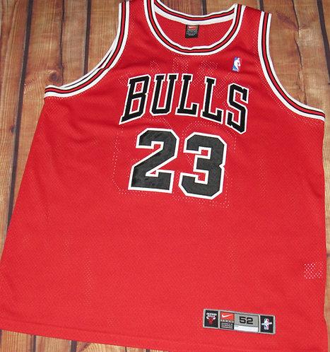 Nike Bulls Michael Jordan Road Jersey