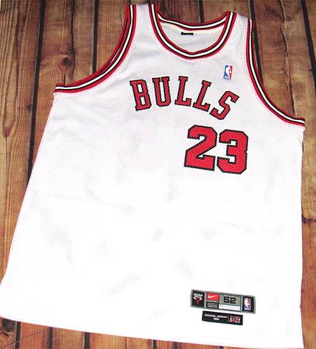 Nike Bulls Michael Jordan Flight 8403 Home Jersey
