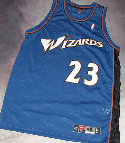 Nike Washington Wizards Michael Jordan Road Jersey