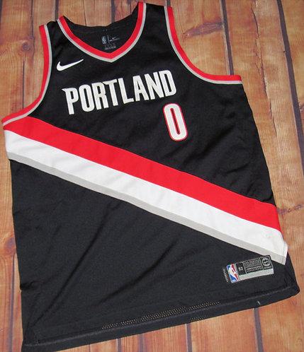 Nike Portland Trail Blazers Damian Lillard Icon Jersey