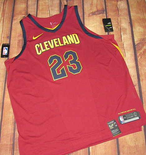 Nike Cleveland Cavaliers Lebron James Icon Jersey