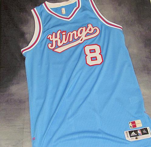 Adidas Rudy Gay Sacramento Kings Hardwood Classics Home Jersey