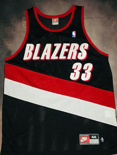 Nike Portland Blazers Scottie Pippen Road Jersey
