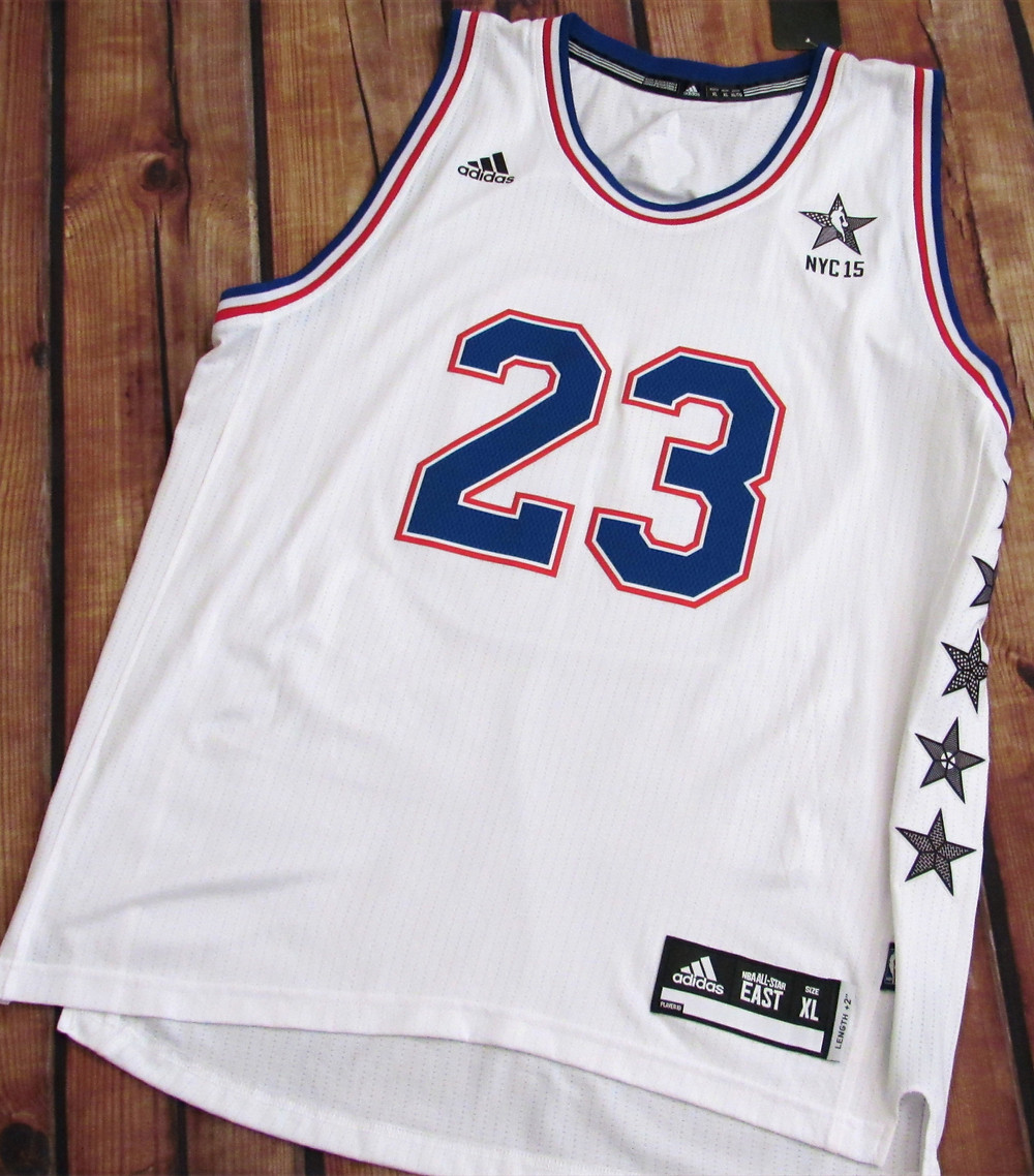 2015 NBA All Star Game Jersey