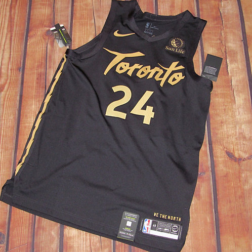 Nike Toronto Raptors Norman Powell City Jersey
