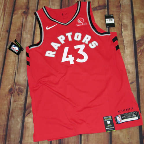 Nike Toronto Raptors Pascal Siakam Icon Jersey
