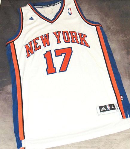 Adidas New York Knicks Jeremy Lin Home Jersey