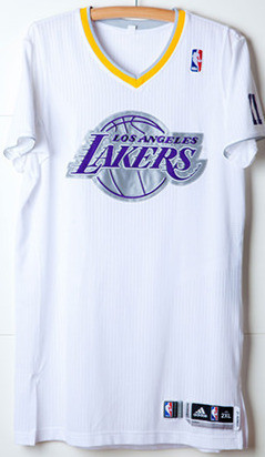 lakers christmas jersey