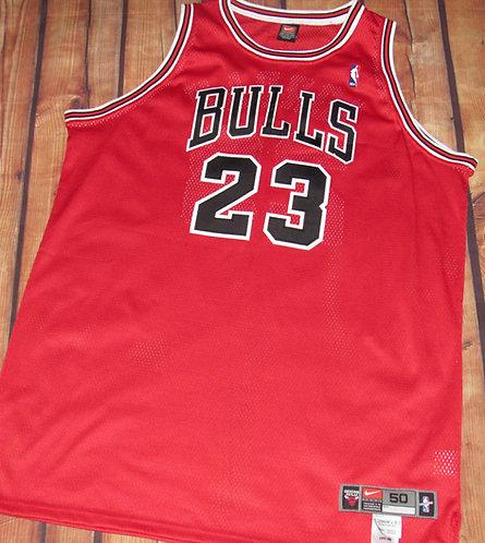 Nike Chicago Bulls Michael Jordan Road Jersey