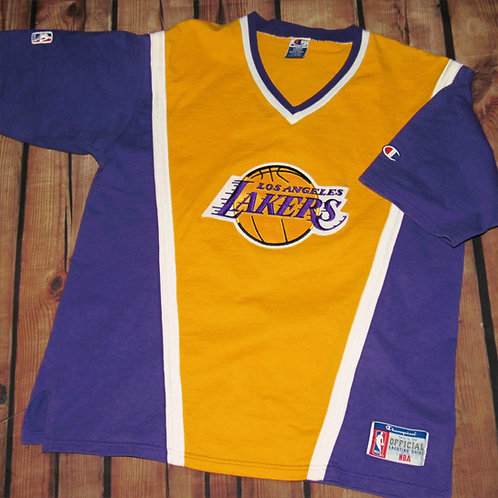 Champion Lakers Warm Up Shooting Shirt