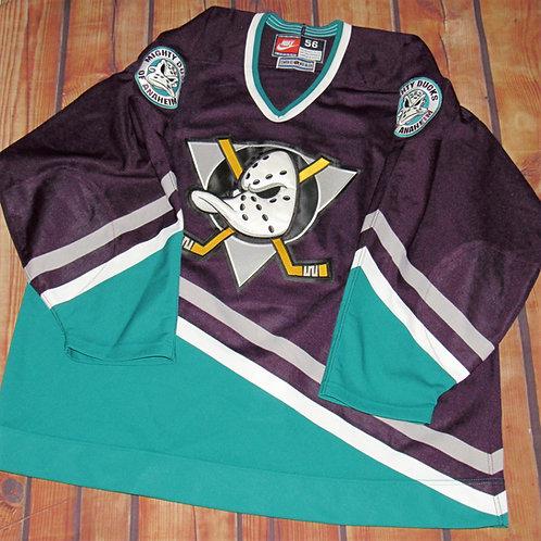 Nike Anaheim Mighty Ducks Road Jersey