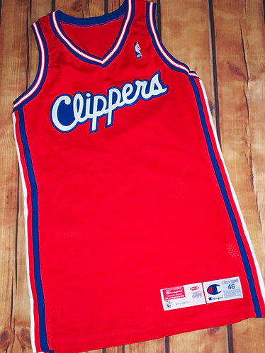 Champion Cippers Blank Road Jersey