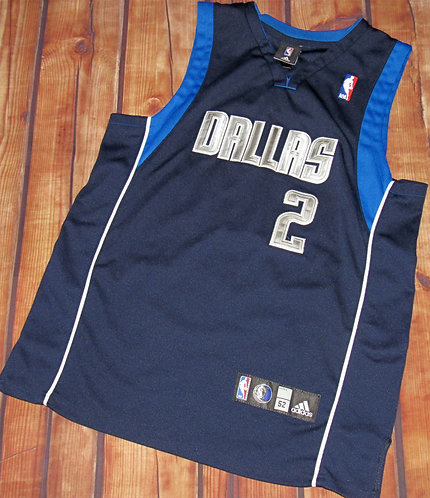 Adidas Dallas Mavericks Jason Kidd Road Jersey