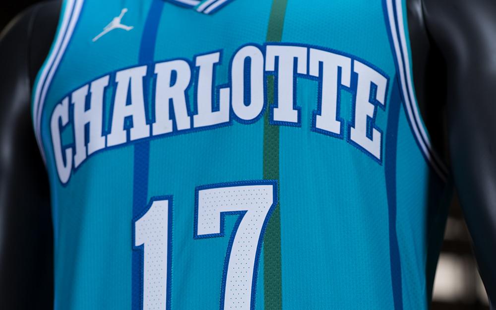 Jordan Brand Hornets Jerseys