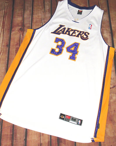 Nike LA Lakers Shaquille O'neal Alternate Jersey