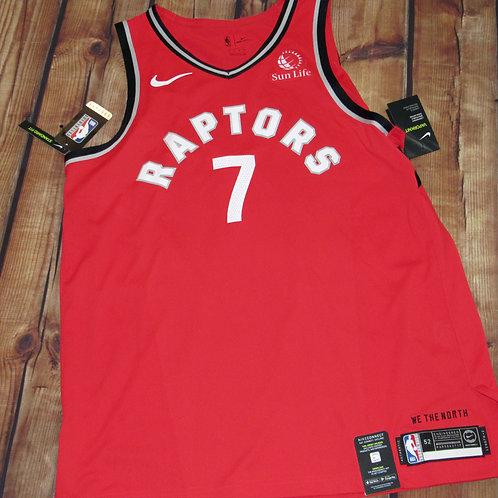 Nike Toronto Raptors Kyle Lowry Icon Jersey