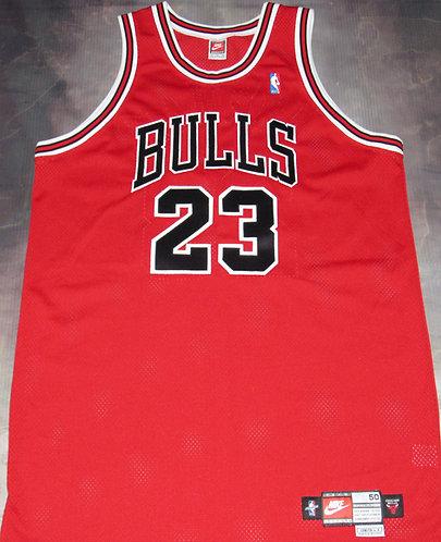 Nike Chicago Bulls Michael Jordan Pro Cut Game Jersey