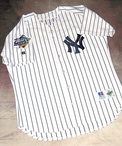 Russell Athletic New York Yankees Derek Jeter Home Jersey