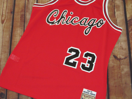 1984 Chicago Bulls Jerseys