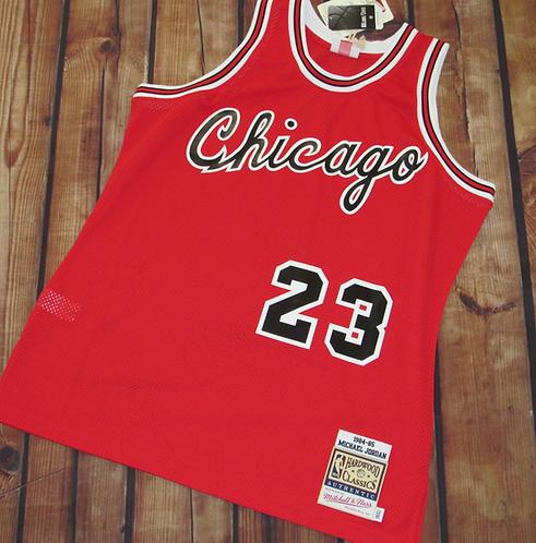 Mitchell & Ness Chicago Bulls Michael Jordan Rookie Jersey